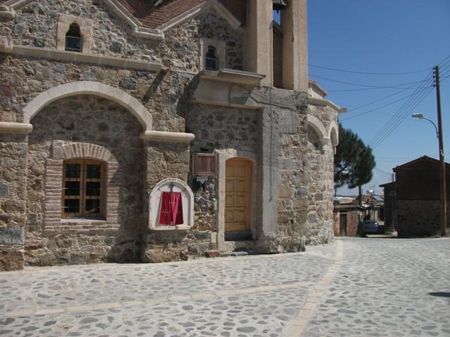 Женский монастырь Святого Георгия Аламану Кипр